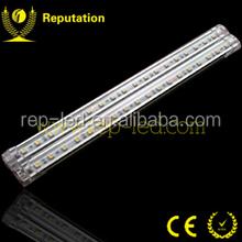 led rigid strip 3528-60D,led bar glass top