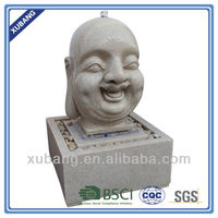 2014 Hot Religious laughing buddha statue water fountain