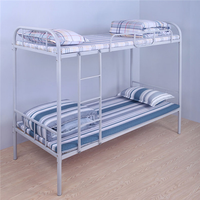 Bedroom Furniture Type and Home Furniture General Use adult metal bunk bed