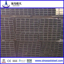Best quality black Square Steel Pipe / manufacturer in China