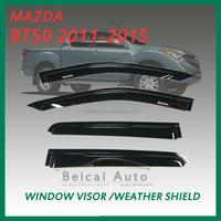 Car Parts window visor wind deflector Door visors