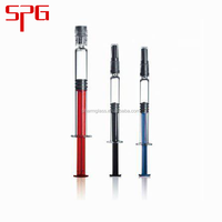 Wholesale goods from china 1m,2.25ml,3ml high quality glass prefillable syringe