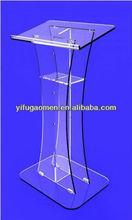 innovation acrylic church pulpit