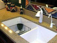 decorative concrete resin sheets , acrylic sheet solid surface , acrylic bathroom wall panels