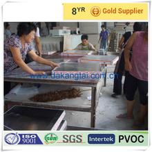 PVC Faced Gypsum Ceiling Tiles for suspending