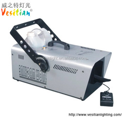 Stage effect light 1200w snow machines,stage snow machine,indoor snow machine For Disco Stage Romantic Shows