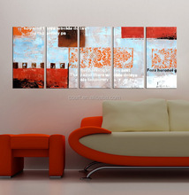 home decoration canvas abstract painting art