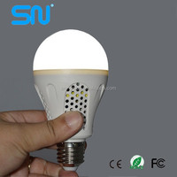 5w 220V rechargeable emergency led bulb lamp