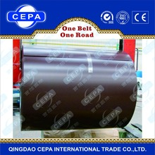 0.14mm-0.8mm Cold rolled pre painted steel coil/Color painted/Color steel roofing
