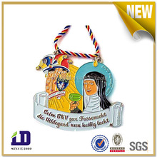 Folk Art Style and Metal,Zinc alloy Material sports medal