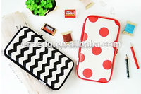 professional Pencil case/bag/PVEA Pen box