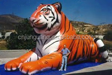 2015 hot sale giant inflatable tiger for decoration
