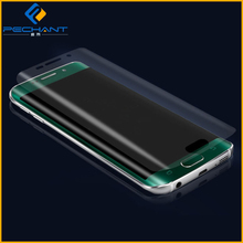 3D curved full cover tempered glass screen protector for Samsung glaxy S6 edge