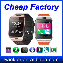 High quality 1.5 inch cellphone new smart watch phone mobile phone