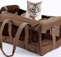 PB038 Specially Design Fashion Small or Medium Airline Approved Pet Carrier