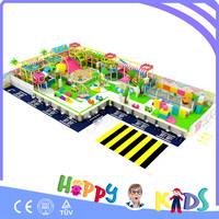 Cheap playgrounds for kids slide with swing indoor play ground, top sell children game equipment