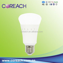 Factory price for project 900lm CE E27 10W led bulb raw material