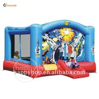 Giant Inflatable Castle Space Bouncer-9212 Super Space Slide Bouncer Home Inflatable