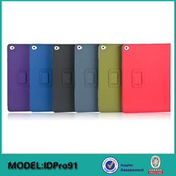 Rock 2015 new design case for ipad pro 12.9 inch flip cover case