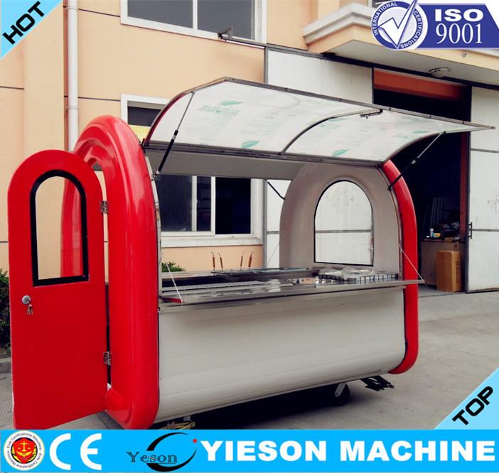 Mobile coffee shop kiosk designs outdoor food kiosk buy for Coffee shop exterior design ideas