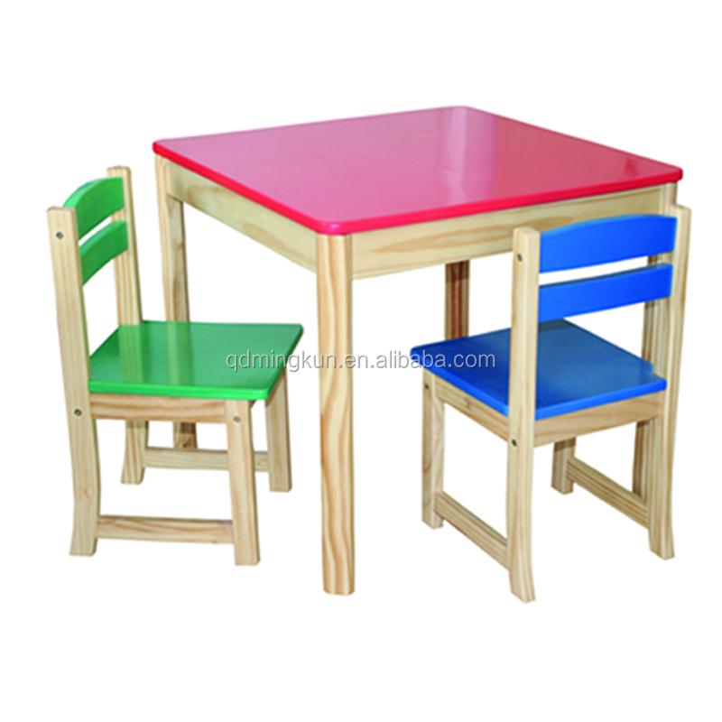 Pas cher en bois tables et chaises pour enfants tables d 39 enfants id de produit 500005649676 for Tables et chaises pour enfants