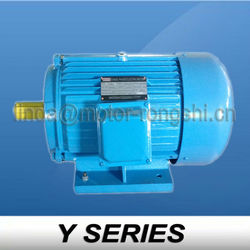 Y Series three phase electrical motor 400V 1HP - 430HP