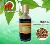 Lable OEM Plastic bottle seeds of cilantro oil compound