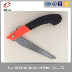 65Mn High Quality Garden Steel Mini Saw Portable With Comfortable Handle