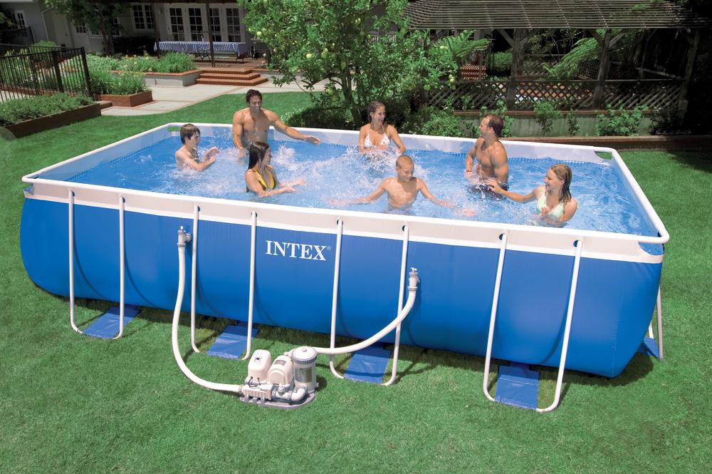 2015 intex piscinas para venda de pl stico ao ar livre for Piscinas desmontables de plastico