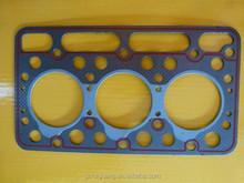 Engine gasket hot sell for Kubota 3D76 15354 0331 1