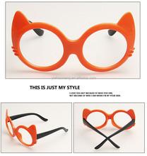 Promotional Advertising Fashion Kids Cat Glasses 1030