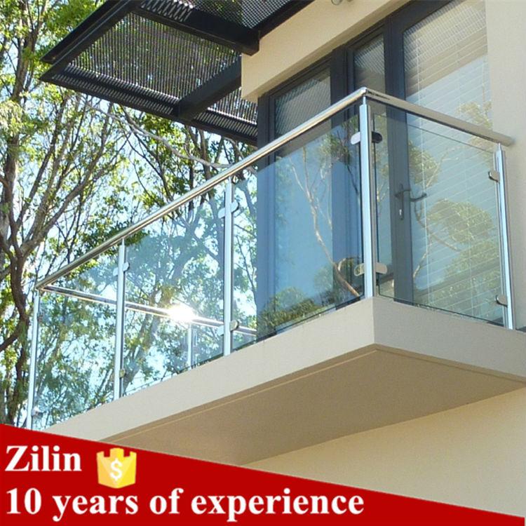 semiframeless001 - Balcony Railing