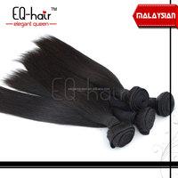 wholesale unprocessed 5A grade 100% virgin Malaysian hair extension