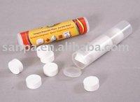 magic tissue (plastic tube with 10pcs)