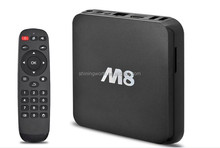 internet tv box 2gb ram 16gb rom Amlogic S802 M8 2.0GHz Quad Core Google TV Box kodi 14.2