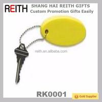 Hot Selling Promotion Float EVA Key Chain Imprint Logo (RK0001)