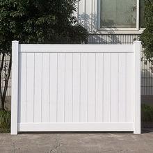 ASTM Standard Vinyl Fence Vinyl Privacy Fence