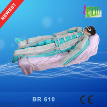 Best sale infrared air pressotherapy jacket and pents pressotherapy weight loss machine factory direct sale CE approved