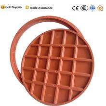 B125 C250 D400 E600 F900 Manhole Cover with Frames polymer concrete manhole cover