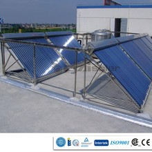 vacuum tube project solar collector for American hot water supply/swimming pool heating/house heating