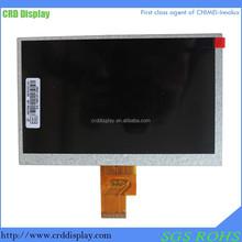 "Factory ODM 1024*600 40 Pins 7"" Shenzhen Touch Screen TFT LCD Screen"