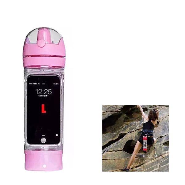 Sports Bottle Phone Case: 2015 Hot Products Sports Shaker Water Bottle Ibottle Phone