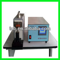 Battery tab spot welder for lithium polymer batteries production line