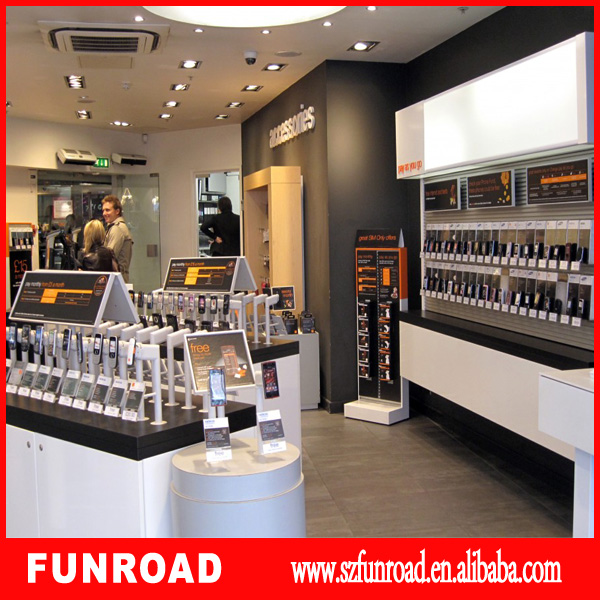 Mobile Phone Store Interior Design,Showcase For Mobile Phone Shop ...