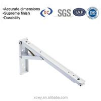 Adjustable shelf bracket floating shelf support bracket for microwave oven