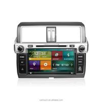 for 2014 Toyota Prado car dvd player car dvd gps car audio system