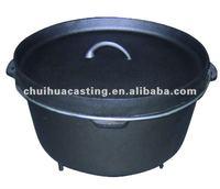 cast iron cookware/cast iron dutch oven