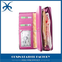 specially high designed recycled faux leather women clutch bags wallet for ladies, cards & money stock leather coin purse