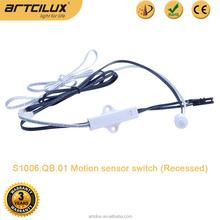 Wholesale mini kitchen Cabinet motion sensor switch with 12V/24V