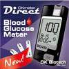OKmeter Direct (Eject) Blood Glucometer